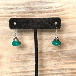 NEW! Emerald Earrings